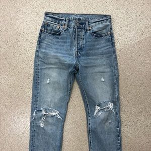 Levi's Wedgie Straight Lost Inside